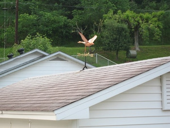Small Goose Weathervane