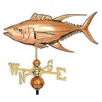 Yellowfin Tuna Weathervane