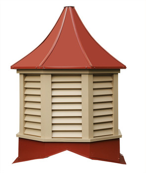 Salem metal cupolas