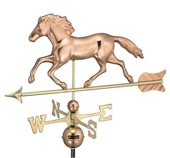 Smithsonian Horse Weathervane