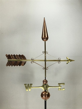 "30"" RE Arrow Weathervane"