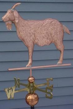 Goat Weathervane 1