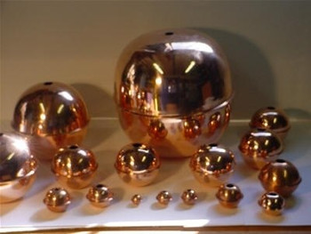 Copper Spacer Balls