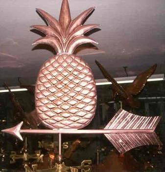 Large Pineapple Weathervane