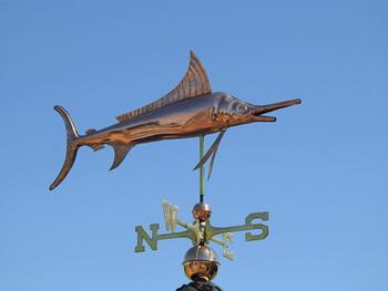 Marlin Weathervane 1
