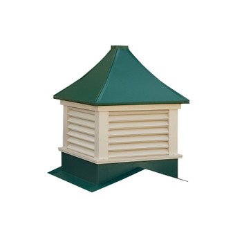 Franklin metal cupolas