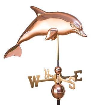 Dolphin Weathervane 2