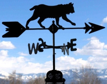 Bobcat Weathervane