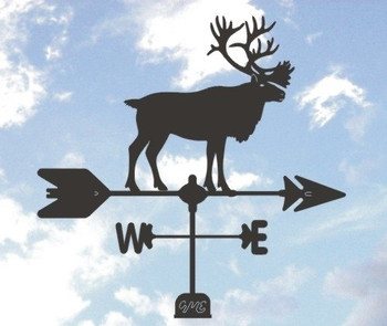 Caribou Weathervane