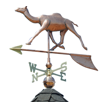 Camel Weathervane 1
