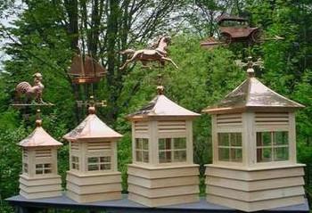 Stetson Cupolas