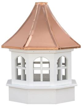 Salisbury Gazebo Cupolas