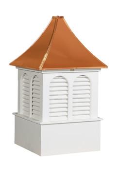 Dalton double arch cupolas