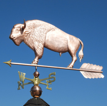 Buffalo Weathervane