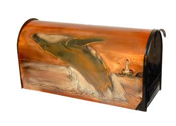 Whale Mailbox
