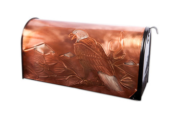 Bald Eagle Mailbox