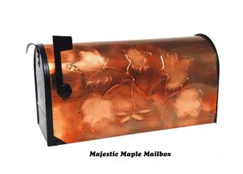 Majestic Maple Leaf Mailbox