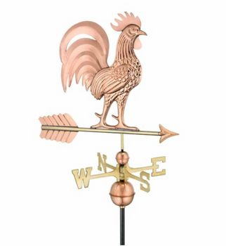 Proud Rooster Weathervane
