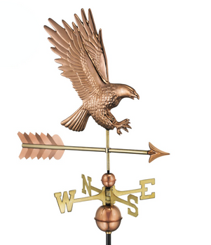 American Bald Eagle Weathervane