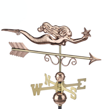 Little Mermaid Weathervane