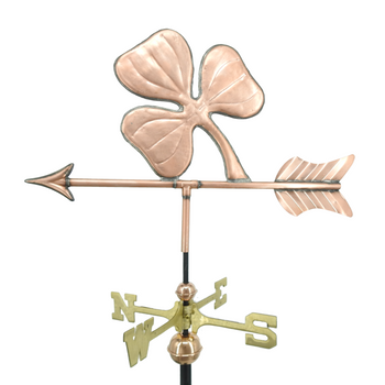 Small Shamrock Weathervane