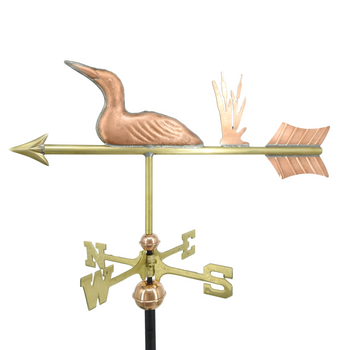 Small Loon Weathervane