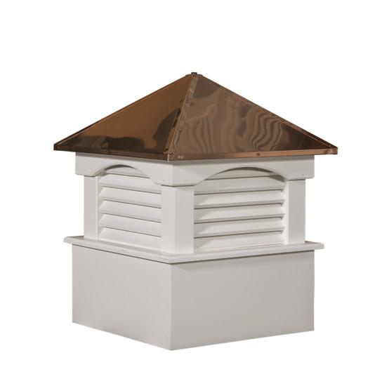 Arched Hamlin cupolas