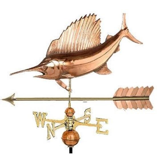 Sailfish Weathervane 1