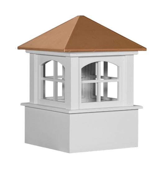 Arched Ellsworth Cupolas