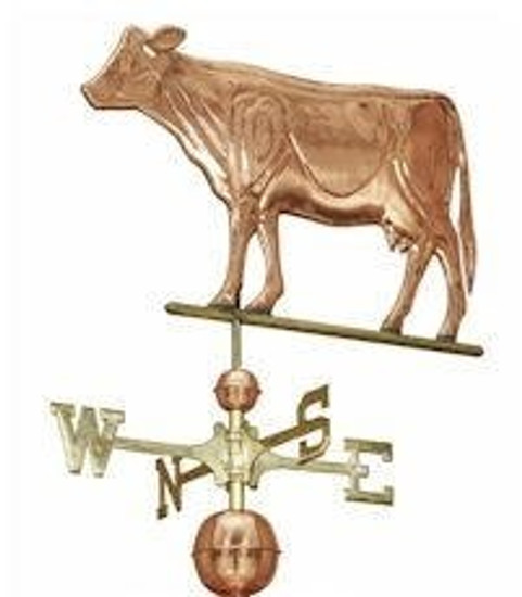 Cow Weathervane 1
