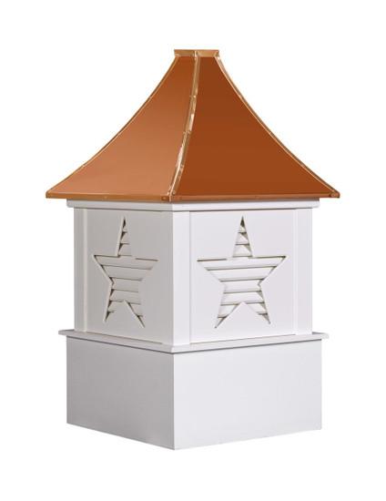 Alpha cupolas