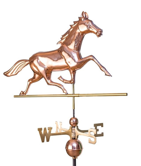 Trotter Horse Weathervane