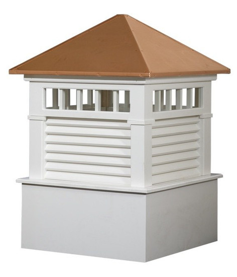 Waterford cupolas
