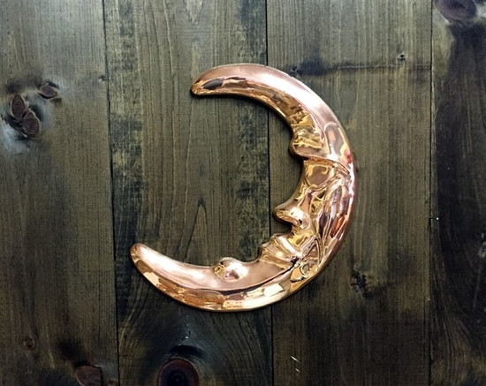 Copper Wall Moon