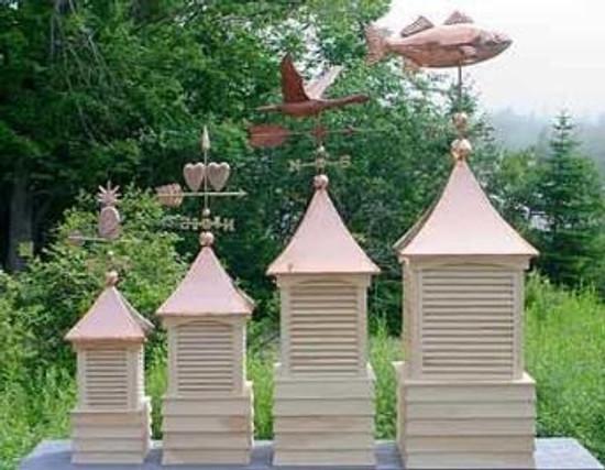 Wilkinson Cupolas