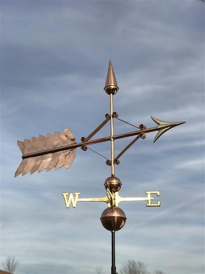 "48"" Reinforced Arrow Weathervane"