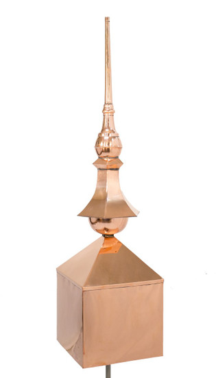Wellington Finial with cap
