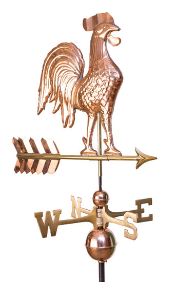 Classic Rooster Weathervane