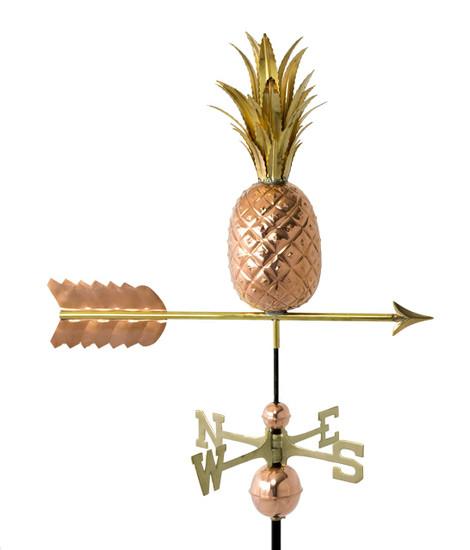 3D Pineapple Weathervane
