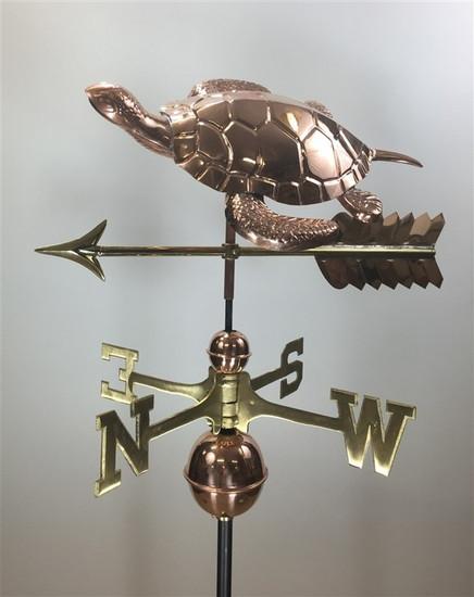 Sea Turtle Weathervane