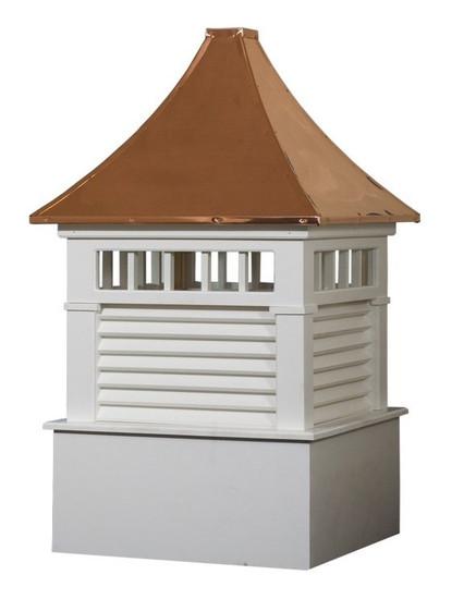 Norwood cupolas