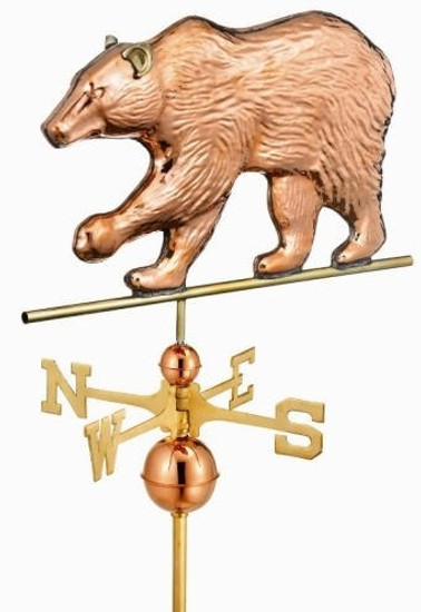 Bear Weathervane