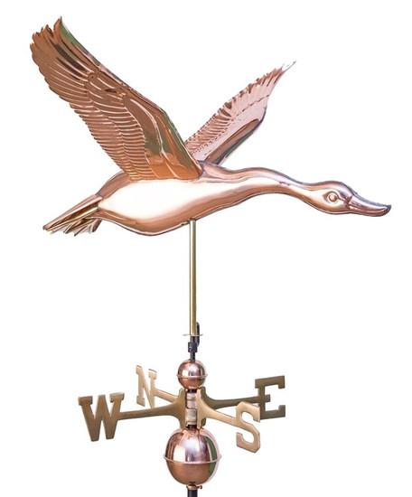 Flying Goose Weathervane 1
