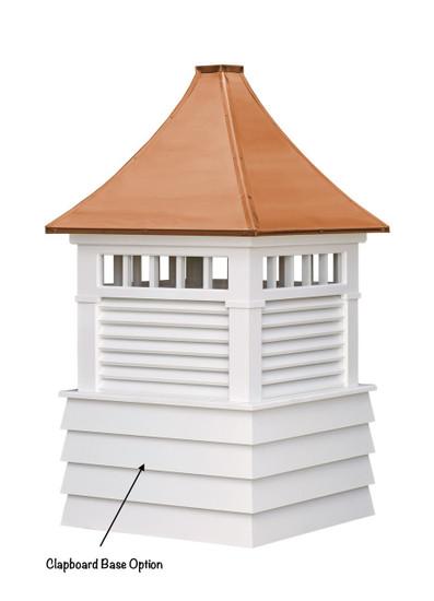 Pinnacle cupolas