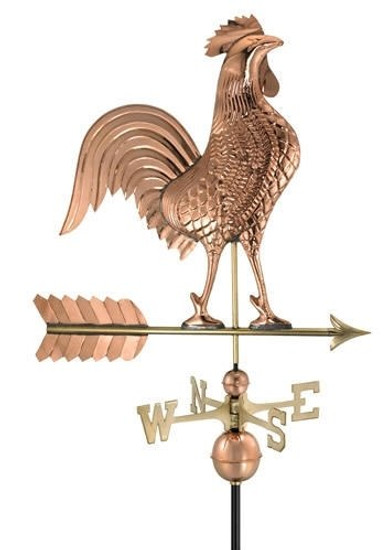 Rooster Weathervane 2