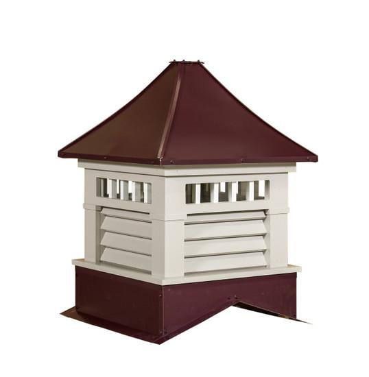 Dayton metal cupolas