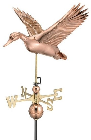 Flying Duck Weathervane 1