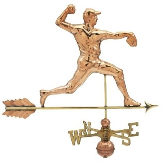Pitcher Weathervane