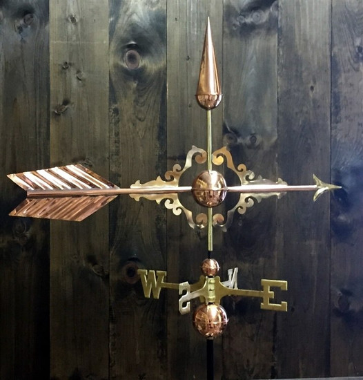 "39"" Royal Arrow Weathervane"