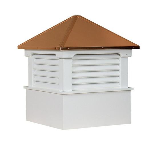 Hamlin cupolas